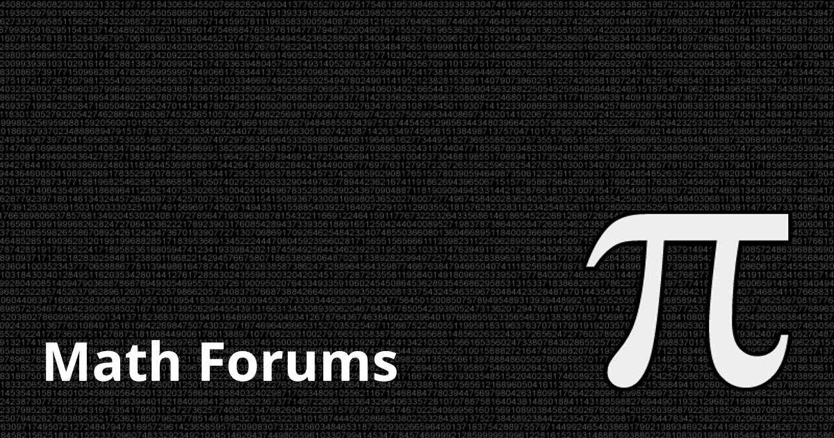 mymathforum.com